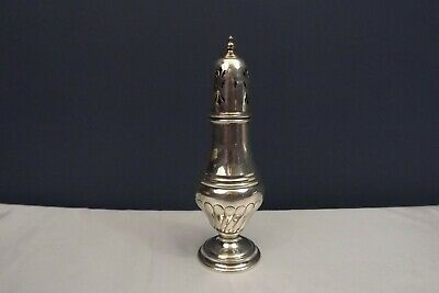 silver plated sugar shaker