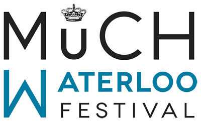 2 PLACES MuCH Waterloo Festival LE 16/06