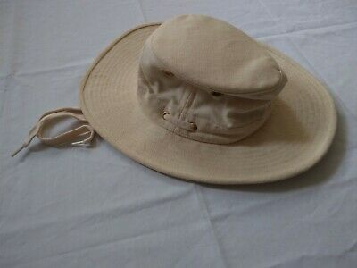 aac70b858e5f5 THE TILLEY HEMP Hat, Natural Colour. Model TH4. Size 7 - £30.00 ...