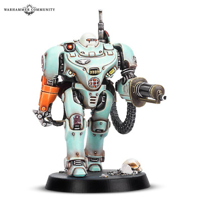 Blackstone Fortress Warhammer Quest 1 UR-025 Imperial Robot 40K New on Sprue
