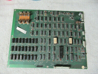 WILLIAMS JOUST STARGATE DEFENDER  UNTESTED CPU  arcade game  PCB board  c128-1