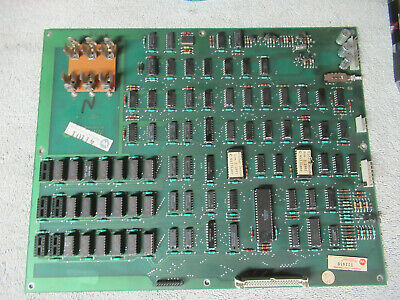 WILLIAMS JOUST STARGATE DEFENDER  UNTESTED CPU  arcade game  PCB board  c136-3