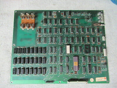 WILLIAMS JOUST STARGATE DEFENDER  UNTESTED CPU  arcade game  PCB board  c136-5