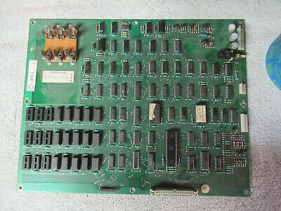 WILLIAMS JOUST STARGATE DEFENDER  UNTESTED CPU  arcade game  PCB board  c136-6
