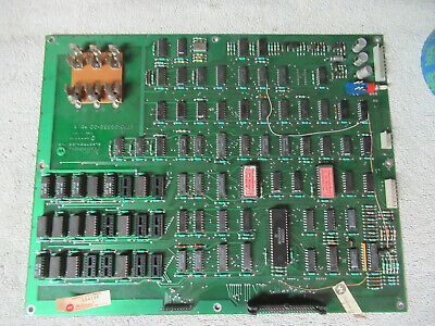 WILLIAMS JOUST STARGATE DEFENDER  UNTESTED CPU  arcade game  PCB board  c84-7