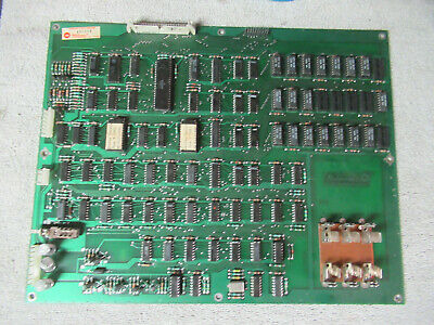 WILLIAMS JOUST STARGATE DEFENDER  UNTESTED CPU  arcade game  PCB board  c84-8