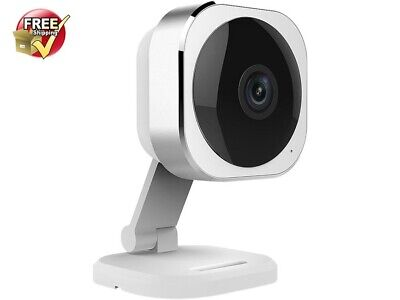 JCO Mini Cube Intelligent 180 Degree Panoramic Camera Monitor Security