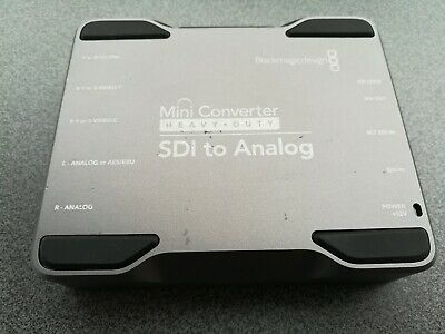 Blackmagicdesign Mini Converter SDI to Analog