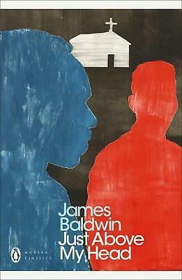 Just Above My Head by James Baldwin (English) Paperback Book Free Shipping!