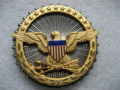 .US Army Secretary of Defence Identificat.badge,by M-22