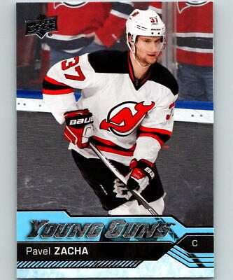 (HCW) 2016-17 Upper Deck #248 Pavel Zacha Young Guns MINT RC Rookie Y861