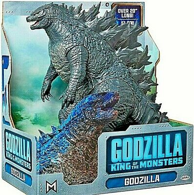 Jakks Pacific  Godzilla 2019 Movie King Of The Monsters Action Figure In Hand