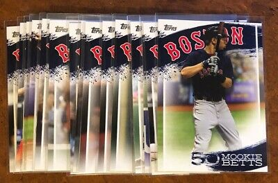 Mookie Betts/ Aaron Judge Player Highlights Set Topps Series 2 Pick Your Card!!!
