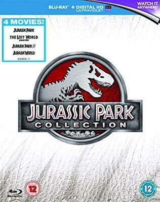 Jurassic Park Collection [Blu-ray] [Region Free], Very Good DVD, Joseph Mazzello