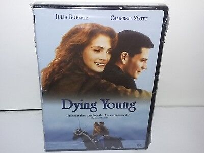 Dying Young (DVD, Canadian, Bilingual, Widescreen) NEW With Damage