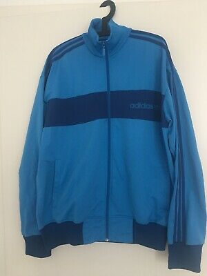 ADIDAS ORIGINALS RETROJACKE Gr. ML, Trainingsjacke, rot