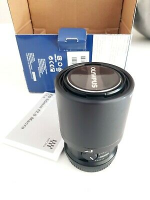 OLYMPUS M.ZUIKO 60mm F2.8 MACRO LENS. EXCELLENT CONDITION. $338 WITH CODE ~