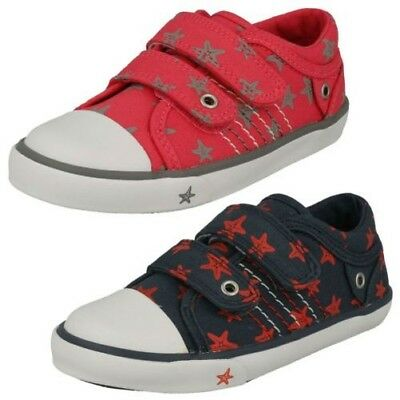 Childrens Boys/Girls Startrite Casual Shoes (Zip)