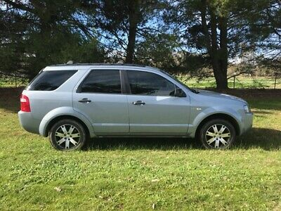 Ford Territory Sr Awd 2008 7 Seater 6 Spd Auto Rwc And 10 Months Rego