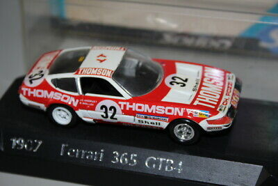 FERRARI DAYTONA 365 GTB4  N°71//56 SHARK TEAM LE MANS 1973//74  DECALS 1//43