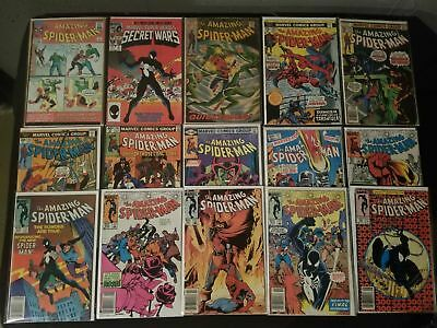 eBay Sale 50 Comics From Modern to Vintage SPIDERMAN HULK SUPERMAN AND MORE