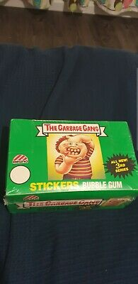 The garbage gang Series 3 Brand New And Sealed