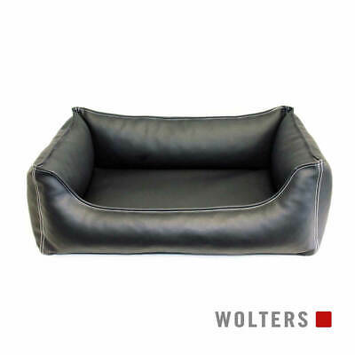 Wolters Dog Bed Club Lounge Black, Various Sizes, New
