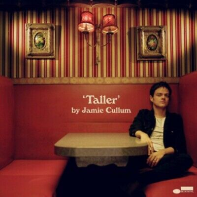 JAMIE CULLUM Taller (Deluxe Edition) CD *NEW & SEALED*