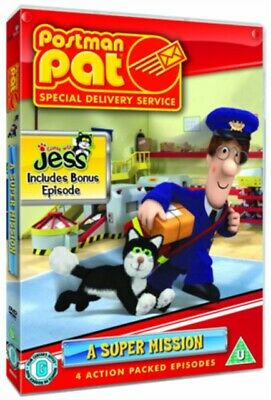 Postman Pat Sds  Series 15  Super Mission DVD *NEW & SEALED*