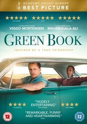 Green Book DVD *NEW & SEALED*