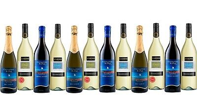 5-Star Winery Cockatoo & Hadys Stamp Wine Mixed  FAST & FREE SHIPPING!!