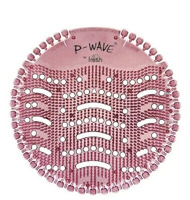 P-Wave Urinal Screen Spiced Apple (Pack of 10) WZDS60SA
