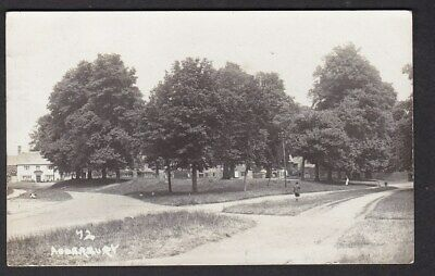 Oxfordshire Oxon ADDERBURY Green used 1926 RP PPC by Simms