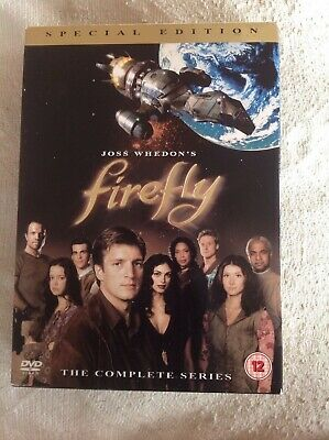 Joss Whedon's FIREFLY Special Edition DVD boxset