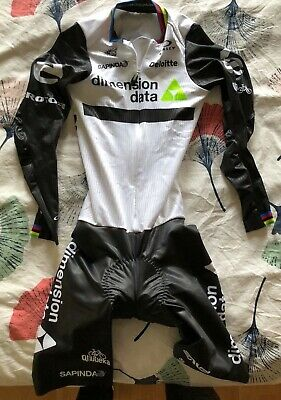 Mark Cavendish skinsuit time trial world champion tour de France rider issue