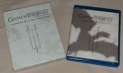 Game of thrones - saison 3 - Blu-ray