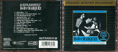 "Alexis Korner - ""R & B from The Marquee"" MFSL Gold-CD"