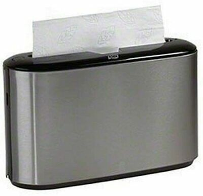 TORK Countertop Multi-fold Hand Towel Dispenser Stainless Steel and Plastic