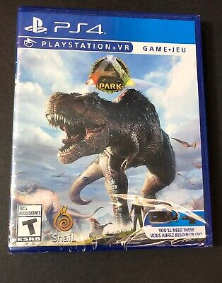 ARK PARK PSVR PS4 Video Game FAST AND FREE DELIVERY - EUR 16