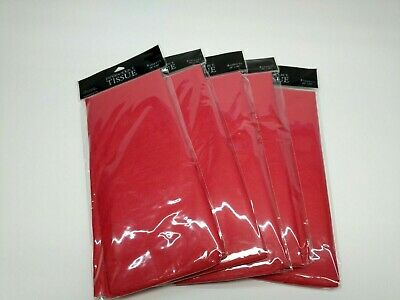 """8 decorated sheets per pack 20 packs Tissue Paper 160  J9-3 20/"""" x 26/"""" sheets"""