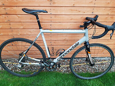 0c01a7268df Cannondale CAADX Rival 22 Hydraulic 2015 model cyclocross bike 58cm. X  Large.