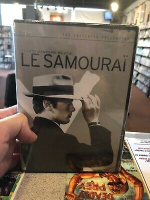 Le Samourai (DVD, 2005, Criterion Collection) Brand New, Sealed