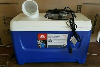 48QT NEW IGLOO Portable Air Conditioner Home Camping Ice Chest Swamp Cooler