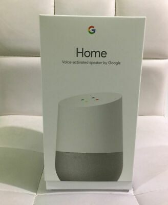 GOOGLE HOME ASSISTENTE VOCALE SPEAKER SMART HOME ASSISTANT VERSIONE EURO, reale