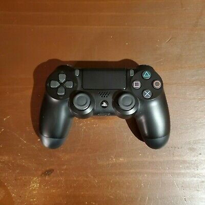 Official Sony PlayStation 4 Dualshock 4 Controller Wireless (Black)