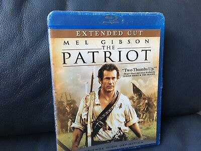 The Patriot (Blu-ray Disc) Extended Cut