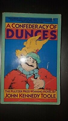 A Confederacy of Dunces by John Kennedy Toole Large paperback