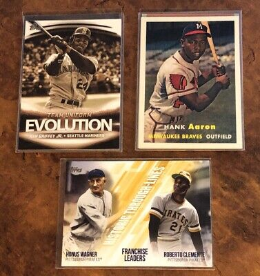 2019 Topps Series 2 Evolution/Through-Lines/Iconic Cards Inserts, You Pick!!!