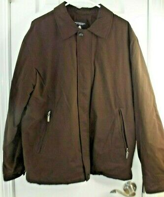 dd5c3c95e ROUNDTREE & YORKE Outdoors Men's Vintage Wash Cotton Jacket Brown ...