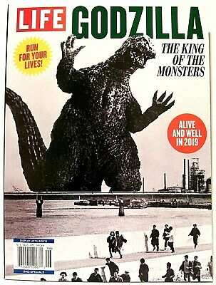 "LIFE Magazine ""GODZILLA"" Issue, Vol 19, No 15, (May 31, 2019, Meredith Corp)"